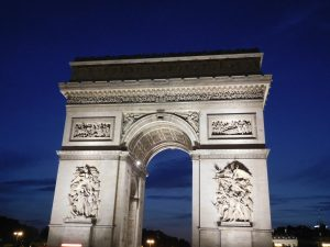 Not all variations of the French are as sturdy as the Arc de Triomphe. The MacCutcheon Variation is an example.