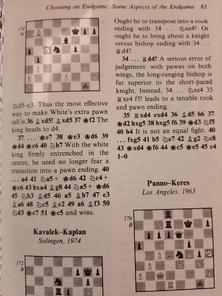 Positional Chess Handbook, page 81