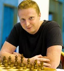 Simon Williams, author of Attacking Chess: the French